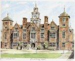 Blickling Hall by Philip Martin