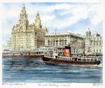 Liverpool - Liver Building