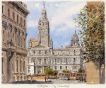 Glasgow - City Chambers by Philip Martin