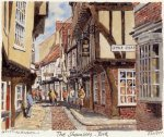 York - Shambles by Philip Martin
