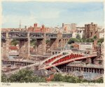Newcastle - panorama by Glyn Martin