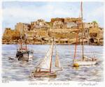 Guernsey - Castle Cornet by Glyn Martin
