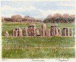 Stonehenge by Glyn Martin