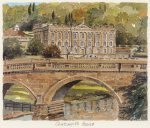 Chatsworth House by Philip Martin