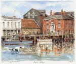 Poole - The Quay by Philip Martin