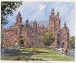 Glasgow - Art Gallery & Museum by Philip Martin