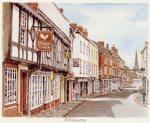 Ashbourne - St John Street by Glyn Martin