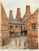 Stoke-on-Trent - Pottery by Glyn Martin