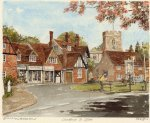 Chalfont St. Giles by Philip Martin