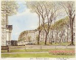 Hove - Palmeira Square by Glyn Martin