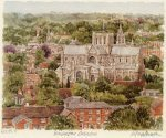 Winchester Cathedral by Glyn Martin
