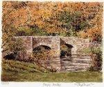 Fingle Bridge by Glyn Martin