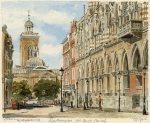 Northampton - All Saints Church by Philip Martin