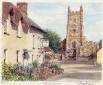 Drewsteignton by Glyn Martin