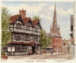 Hereford - Old House by Glyn Martin
