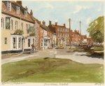 Burnham Market by Philip Martin