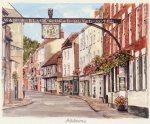 Ashbourne - Church Street by Glyn Martin