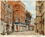 Shrewsbury - Square by Glyn Martin