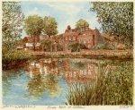 Cobham - River Mole by Philip Martin