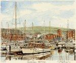 Swansea - Marina by Glyn Martin