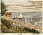 Penarth - Pier by Glyn Martin