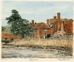 Beaulieu - village by Glyn Martin