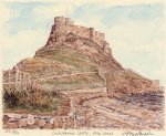 Lindisfarne - Holy Island by Glyn Martin