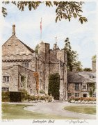 Dartington Hall by Glyn Martin