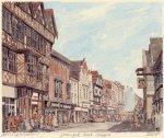Stafford - Greengate Street by Philip Martin