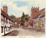 Pangbourne - Church by Glyn Martin