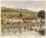 Bickleigh by Glyn Martin