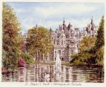 St James Park & Horseguard's Parade by Glyn Martin