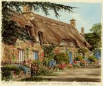 Cotswold Cotts - Hidcote Bart by Glyn Martin