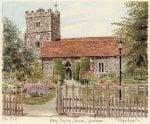 Cookham - Church by Glyn Martin