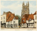 Tenterden - Church by Glyn Martin