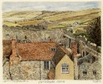 Carisbrooke Castle by Philip Martin
