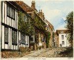 Rye - Mermaid Inn by Philip Martin