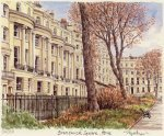 Hove - Brunswick Square by Glyn Martin