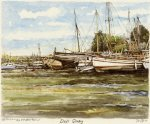 Dell Quay by Philip Martin