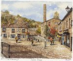 Hebden Bridge by Philip Martin