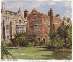 Sidney Sussex College by Philip Martin