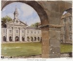 Emmanuel College by Philip Martin