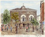 Carmarthen - Guildhall by Glyn Martin