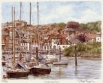 Lymington by Glyn Martin