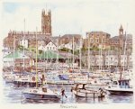 Penzance Harbour by Glyn Martin