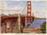 San Francisco - Golden Gate Bridge by Glyn Martin