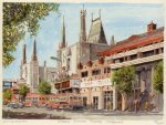 L.A. - Mann's Chinese Theatre by Philip Martin
