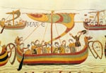 Bayeaux Tapestry (Detail) by Anonymous