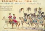 Carnaval De Nice 1961 by Sauvigo