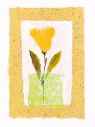 Spring Stems II by Nadja Naila Ugo